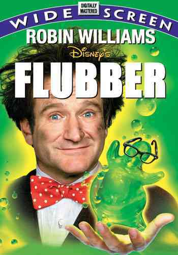 FLUBBER BY WILLIAMS,ROBIN (DVD)