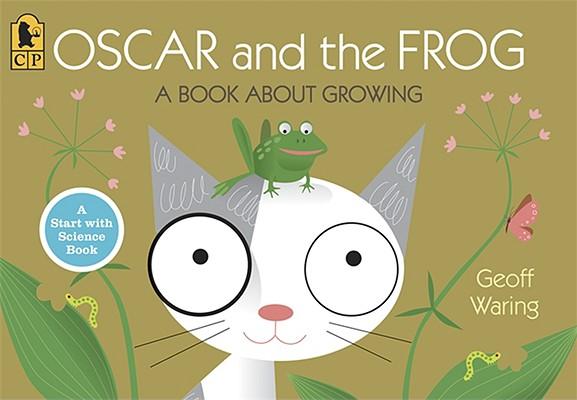 Oscar and the Frog By Waring, Geoff/ Waring, Geoff (ILT)