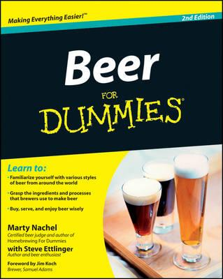 Beer for Dummies By Nachel, Marty